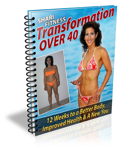 Transformation Over 40 by Shari Fitness