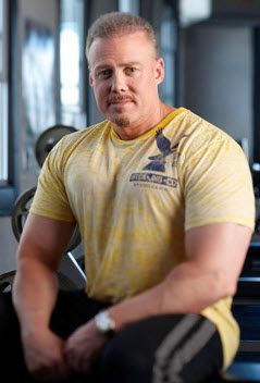 Rick Collins, Esq., is a popular personality in the bodybuilding, health, fitness and nutrition communities